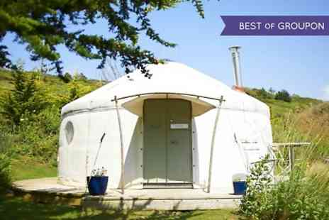 The Park Club - Two to Five Night Yurt Stay For Two - Save 0%