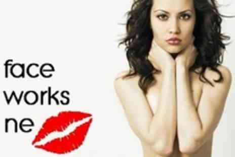 Faceworks NE - Three 30 Minute Ultrasound Hair Removal Sessions - Save 92%