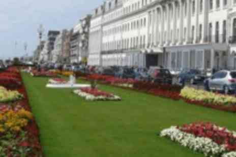 The Alexandra Hotel - Three Night Summer Seafront Eastbourne Escape with Breakfast - Save 0%
