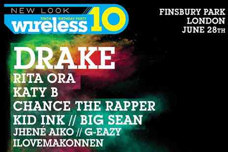 Live Nation - Ticket to Wireless 10   - Save 0%