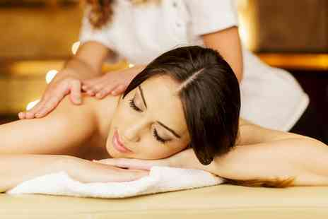 I D Health and Beauty - Body Scrub, Massage or Facial, Plus Nail Shape and Paint  - Save 64%