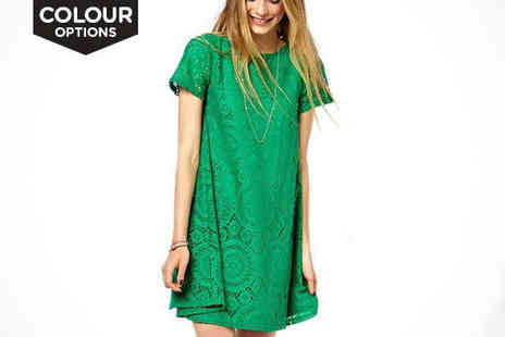 Fabshopper - Womens Lace Crochet Dress - Save 52%