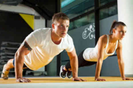 Velocity Health and Fitness Club - A Choice of One, Three or Five Personal Training Sessions with Classes - Save 53%
