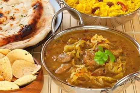 Five Rivers - £40 to Spend on Indian Cuisine - Save 50%