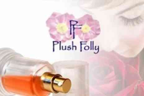 Plush Folly - Half Day Perfume Making Class - Save 59%