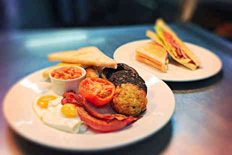 Craft Kitchen - Brunch for Two with a Glass of Bucks Fizz Each - Save 0%