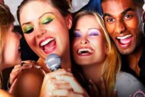 Diva Private Karaoke - Two Hour Private Karaoke Booth Hire For Six With 12 Shot Corkys Teapot - Save 73%