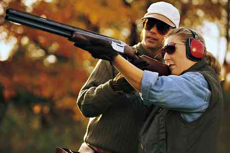 Beverley Clay Target Centre - Clay Pigeon Shooting Session - Save 0%
