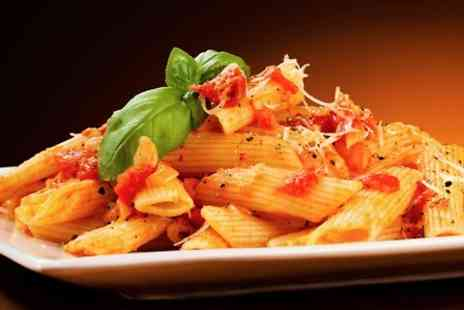 Alba Restaurant - Two Course Italian Meal With Wine - Save 51%