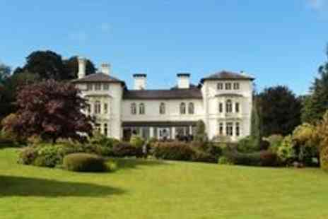 The Falcondale -  Two night country house stay with breakfast and fizz for two - Save 0%