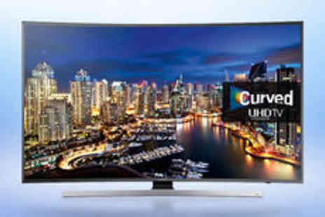 "Electrical Experience - Samsung UE48JU7500 48"" curved 4K TV  FREE delivery - Save 0%"