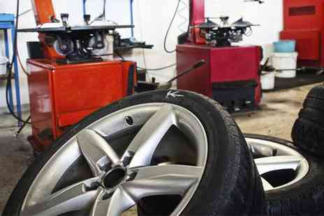 Ride Repairs - Alloy Wheel Refurbishment - Save 0%