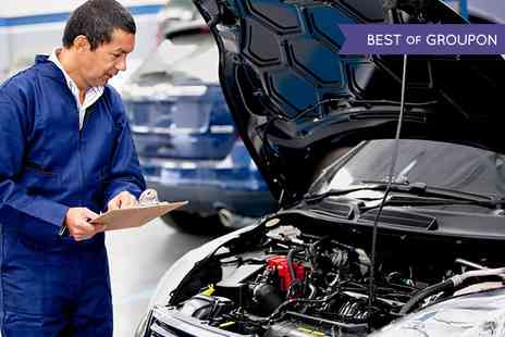 VTS Automotive - Car Service Including Oil Change and Diagnostics - Save 73%
