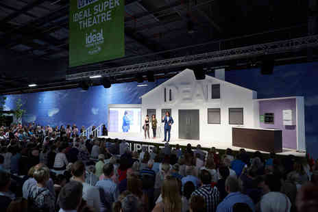 Ideal Home Show - One ticket to the Ideal Home Show  - Save 47%