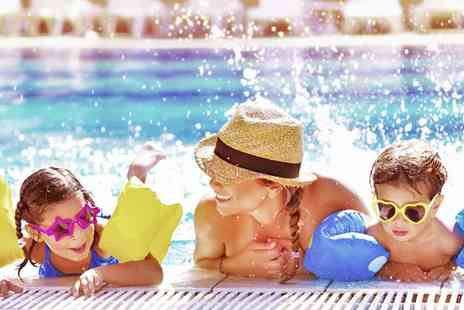 Haltwhistle Swimming - All Day Open Air Pool Entry For Two - Save 55%