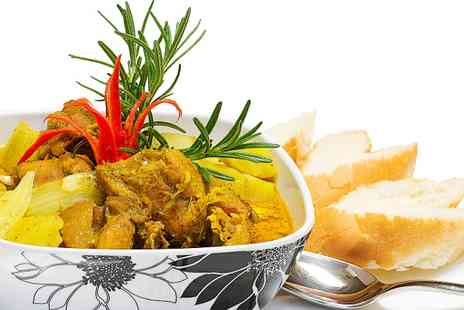 Nirvana Beeston - Two Course Indian Meal With Drinks For Two - Save 47%