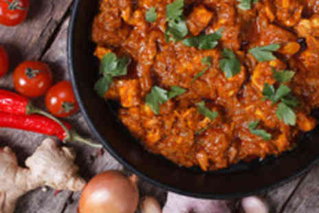 Ashoka West End - £25 Voucher for an Indian Meal for Two - Save 60%