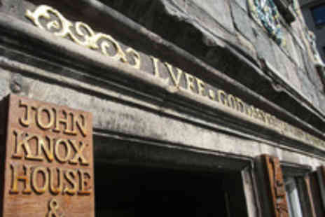 Scottish Storytelling Centre - An Audio Tour for Adults and Children to John Knox House - Save 58%