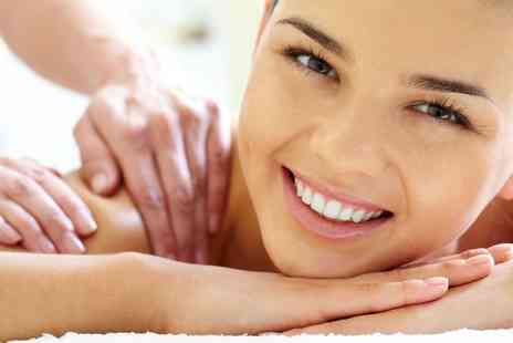 Celestial Beauty Salon and Training Academy - Bamboo or Swedish Massage With Mini Facial - Save 53%