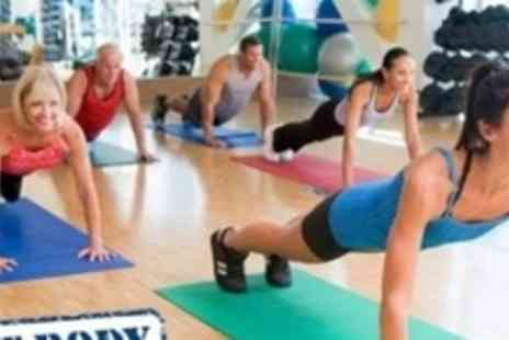 Fit Body Boot Camp - Three Weeks Access to Bootcamps Indoor Body Blast Programme - Save 83%