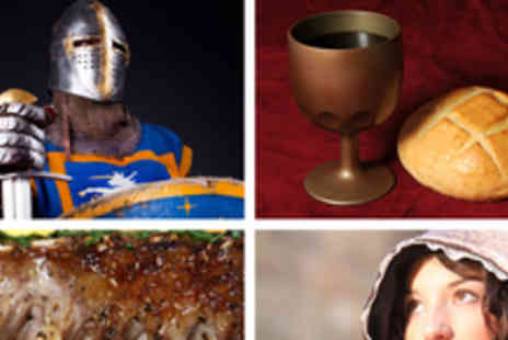 Nottingham Medieval Banquets - 4 course banquet with wine and mead, entertainment, disco and costume hire - Save 52%