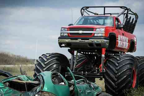 Wicked Adventures - Monster Truck and Car Crawling  Plus 4x4 Off-Roading Session - Save 52%