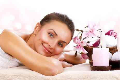 The Rosebery Rooms - Pamper package including body wrap, facial and massage  - Save 67%