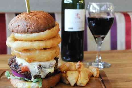 The Poacher Inn - Starter and main course for two   - Save 39%