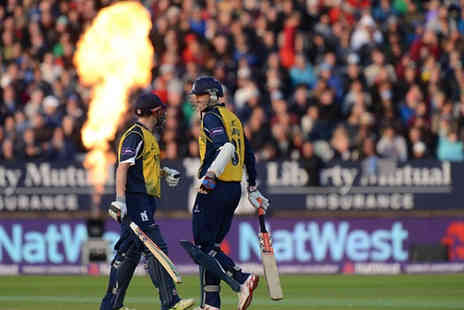 Warwickshire CCC - Standard ticket to see the Birmingham Bears in the NatWest T20 Blast  - Save 0%