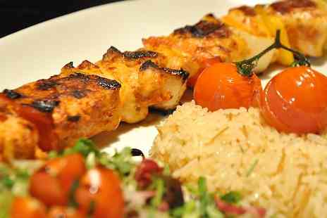 Agora Restaurant - Two Course Turkish Meal With Prosecco For Two  - Save 46%