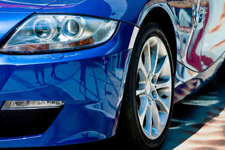 Triumph Road Tyres - 54 Point Car Service  - Save 61%