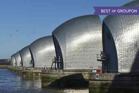Thames Barrier - Thames Barrier Experience - Save 20%