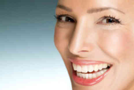 Sonría Dental Clinic - Six Month Smile Clear Braces Teeth Aligning Treatment for One  - Save 57%