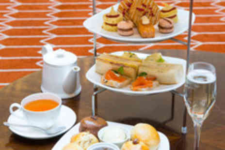 Peacock Alley - Traditional Afternoon Tea with Optional Prosecco for Two  - Save 30%