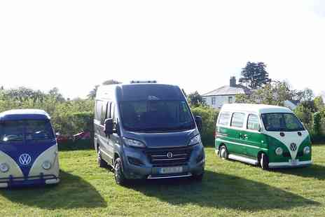 Kernow Kampers - Mini Dub or Marlon Motorhome Hire  - Save 0%