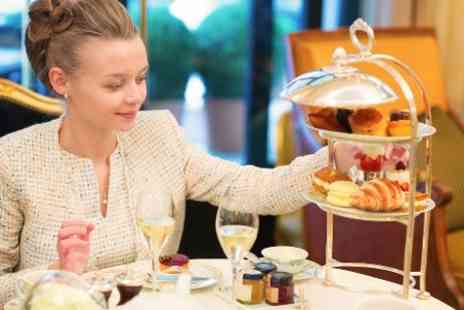 The Duke Of Buckingham   - Afternoon Tea With Prosecco For Two  - Save 40%