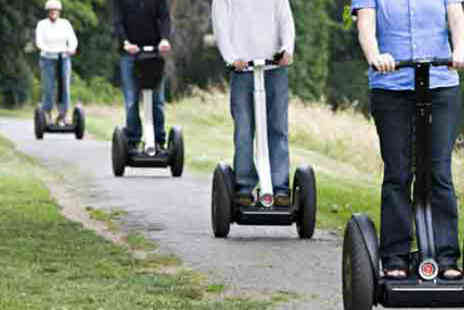 Segwayz - One hour Segway Experience for one - Save 54%