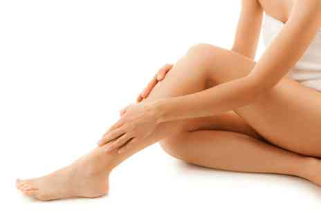 Clifton Therapy - Waxing package including underarms, bikini & half a leg - Save 0%