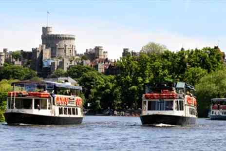 French Brothers Boat Cruises - Windsor River Cruise Day Trip & Afternoon Tea for Two - Save 26%