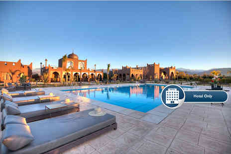 Green Tourism Company - Three night Marrakech break for Two - Save 38%