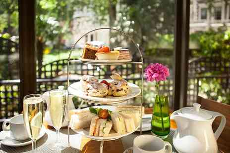 Holiday Inn -  Afternoon tea for two include a glass of Fantinel Prosecco each  - Save 61%