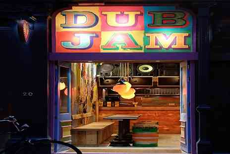 Dub Jam - Burger, Beer and Side  - Save 50%