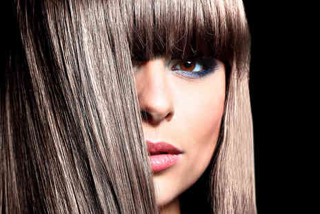 Chic Touch - A Choice of Cut, Colour or Brazilian Blow Dry Treatment for One - Save 60%