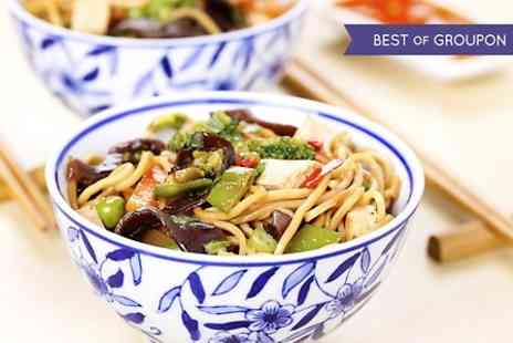 Mister Fus Cantonese - Four Course Chinese Meal With Wine For Two  - Save 57%