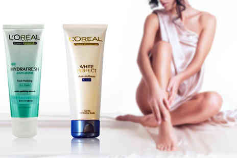 Simi Fashion - L'Oreal Skincare Set - Save 83%