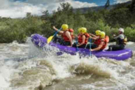 Into The Blue -  White water rafting experience in Nottingham - Save 20%