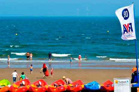 Colwyn Bay Watersports - Canoe, Kayak or Paddleboard Hire - Save 60%