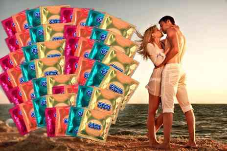 Merchtopia - 60 Durex in 4 different varieties   - Save 62%
