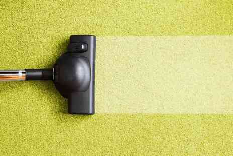 Prospect Cleaning Services - Carpet Cleaning Two Rooms Plus Hallway or Stairway - Save 60%