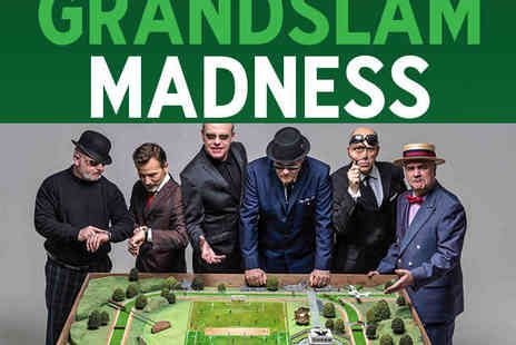 Two Locations - General Admission Ticket to Grandslam Madness - Save 0%